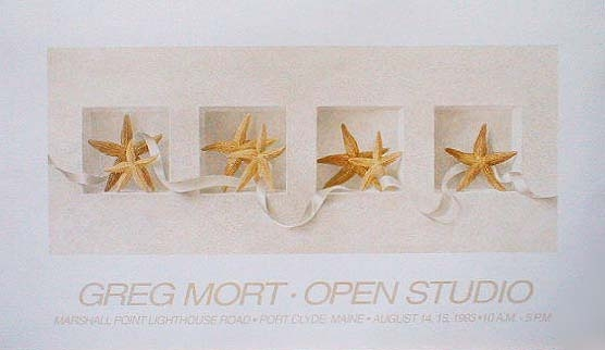 Greg Mort Open Studio